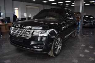 Тольятти Range Rover 2015