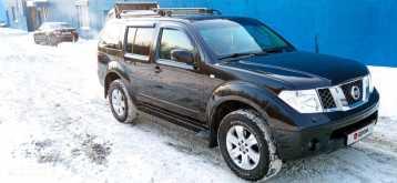 Москва Pathfinder 2005