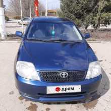 Ефремов Corolla 2003