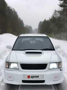 Екатеринбург Forester 1998