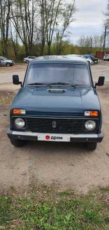 Серпухов 4x4 2121 Нива 2000