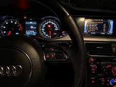 Москва Audi A4 2012