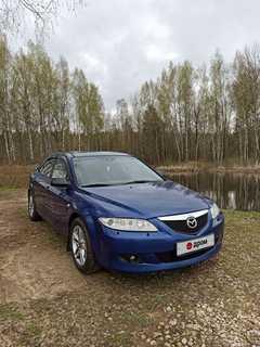 Ковров Mazda6 2004