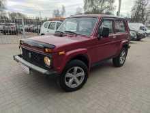 Ярославль 4x4 2121 Нива 1993