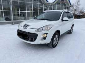 Улан-Удэ Peugeot 4007 2011