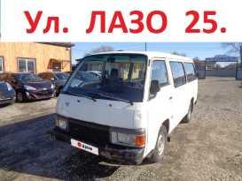 Свободный Nissan Urvan 1990