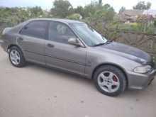 Бахчисарай Civic 1992