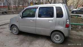 Новосибирск Wagon R Solio 2002