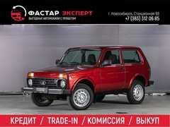 Новосибирск 4x4 2121 Нива 2017
