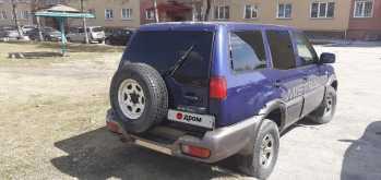 Искитим Mistral 1997