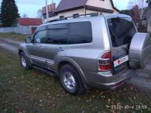 Кемерово Montero 2002