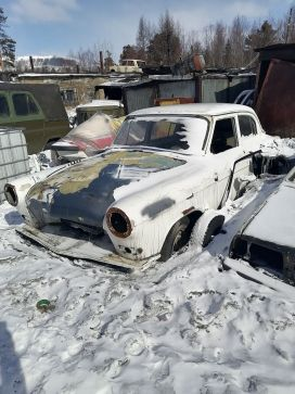 Нерюнгри 21 Волга 1960