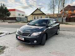 Казань Corolla 2013