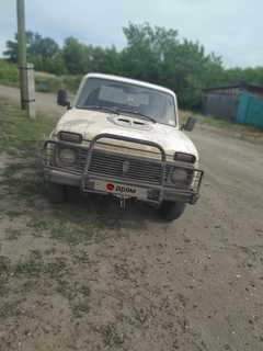 Курган 4x4 2121 Нива 1985