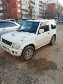 Улан-Удэ Pajero Mini 2002