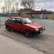 Альметьевск 2109 1988