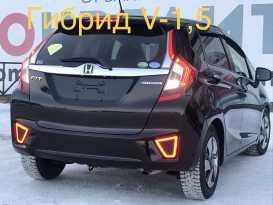 Иркутск Honda Fit 2015