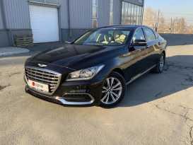 Челябинск Genesis G80 2017