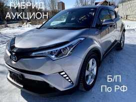 Улан-Удэ Toyota C-HR 2017