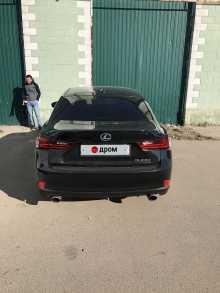 Москва Lexus IS250 2014