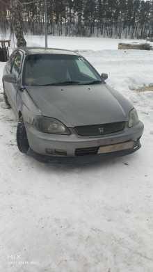 Миасс Civic 1999