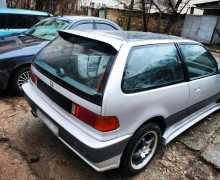 Симферополь Civic 1988