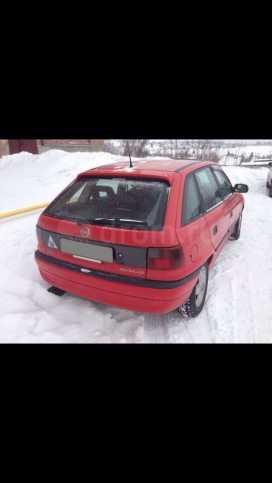 Новосибирск Astra 1995
