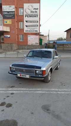 Новосибирск 3102 Волга 2007