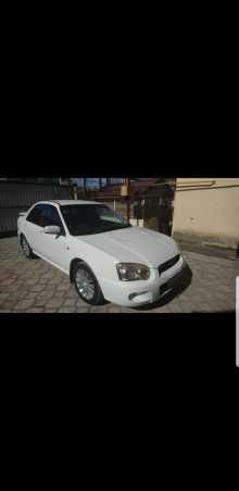 Натухаевская Impreza 2005