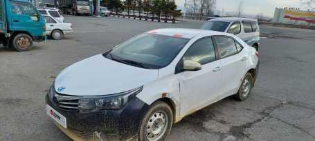 Владивосток Corolla 2013