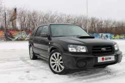Челябинск Forester 2004