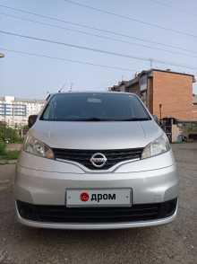 Иркутск NV200 2013