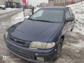Барнаул Mazda 323 1998