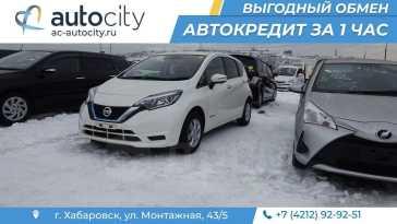Хабаровск Note 2017