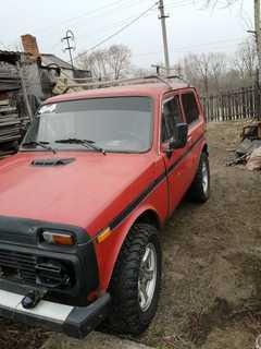 Биробиджан 4x4 2121 Нива 1983