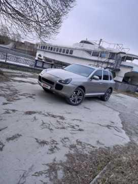 Кыштым Cayenne 2003