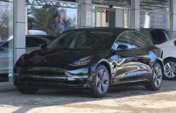 Краснодар Model 3 2019