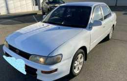 Армавир Corolla 1993
