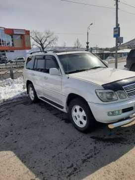 Петропавловск-Камчатский LX470 2002