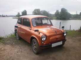 Кыштым Запорожец 1962