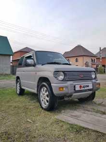 Барнаул Pajero Mini 1997