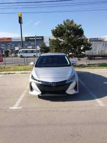 Анапа Prius Prime 2017