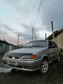 Черногорск 2115 Самара 2008