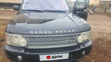 Шипуново Range Rover 2006