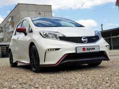 Краснодар Nissan Note 2015