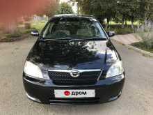 Кущевская Corolla Runx 2002