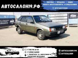 Черногорск 2109 2001