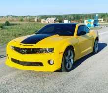 Красноярск Camaro 2009