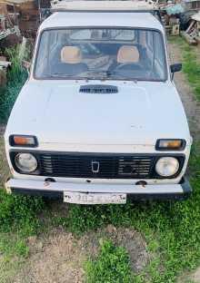 Старонижестеблиевская 4x4 2121 Нива 1988