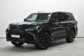Сургут Lexus LX570 2018